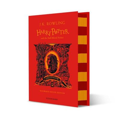 Harry Potter and the Half-Blood Prince (HB Gryffindor Edition)