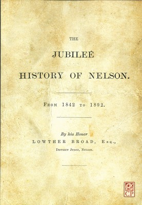 The Jubilee History of Nelson