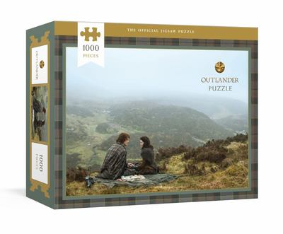 Outlander Puzzle - Officially Licensed 1000-Piece Jigsaw Puzzle: Jigsaw Puzzles for Adults