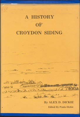 A History of Croydon Siding