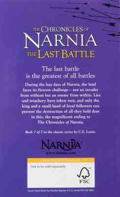 The Chronicles of Narnia Slipcase