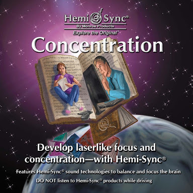 Concentration (CD) - Hemi-Sync