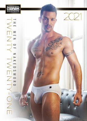 Calendar – The Men of Naked Sword 2021