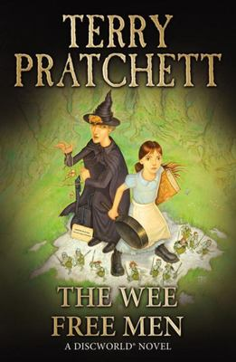 The Wee Free Men (Tiffany Aching #1 / Discworld #30)