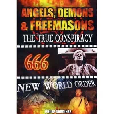 Angels Demons & Freemasons: True Cons.(D