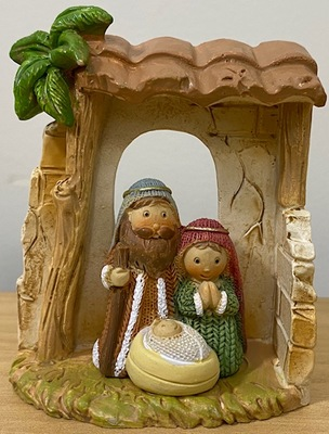 Nativity Scene Holy Family