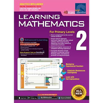 Learning Mathematics for Primary 2