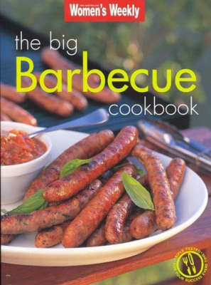 The Big Barbecue Cookbook