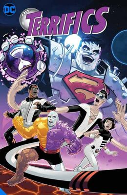 The Terrifics Vol. 4: the Tomorrow War