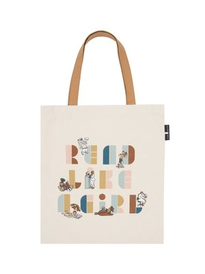 Read Like a Girl - Tote