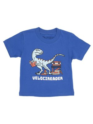 Velocireader Kids T-Shirt 4 yr