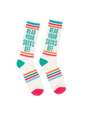Read Your Socks Off - Small