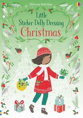 Christmas (Little Sticker Dolly Dressing)