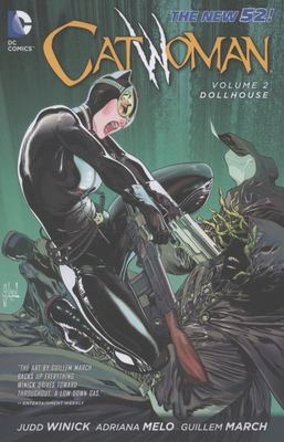Catwoman: Volume 2: Dollhouse