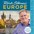 2021 RICK STEVES EUROPE COLOUR PAGE-A-DAY CALENDAR