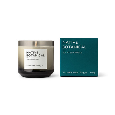 Mini Scented Candle 75g Native Botanical
