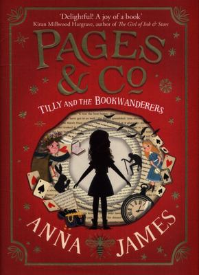 Tilly and the Bookwanderers (Pages & Co #1) HB