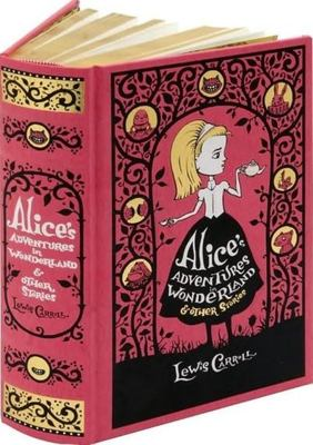 Alice's Adventures in Wonderland & Other Stories (Leather Bound)