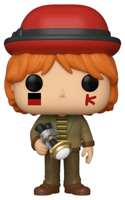 Ron World Cup Pop! Vinyl NYCC20 - Harry Potter
