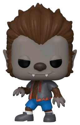Bart Werewolf Pop! Vinyl NYCC20 - Simpsons
