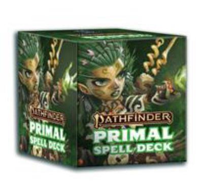 Pathfinder Spell Cards - Primal