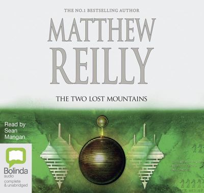 The Two Lost Mountains  (audio CD)