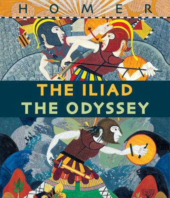 The Iliad / The Odyssey (Boxed HB Set)