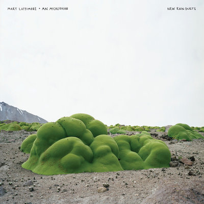 New Rain Duets - Limited Clear Vinyl (LP) - Mary Lattimore