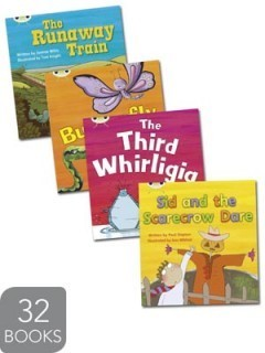 Phonics Bug Phase 5 Value Pack (6 X 36)
