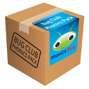 Phonics Bug Phase 2-5 Pack (1x134)