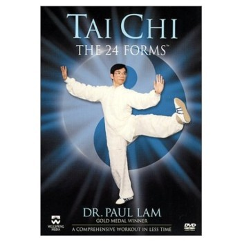 Tai Chi: the 24 Forms (DVD)
