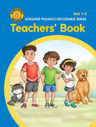 Sunshine Phonics – Teachers' Book, Sets 1-3