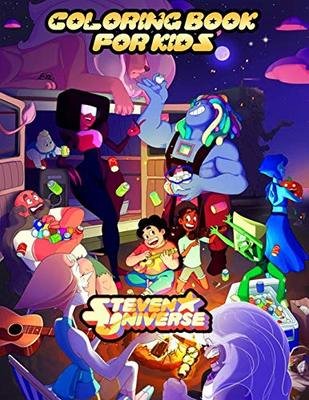 Steven Universe Coloring Book for Kids