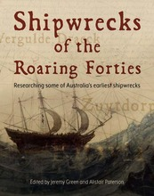 Homepage shipwrecks of the roaring forties 9781760800444