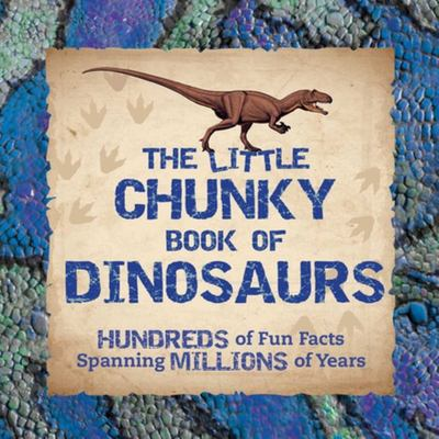 The Little Chunky Book of Dinosaurs