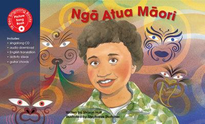 Ngā Atua Māori / The Māori Gods (# 25 Te Reo Singalong + CD)