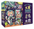 Piece It Together Family Puzzle: Catstronauts