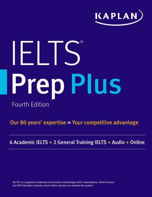 IELTS Prep Plus 2021-2022