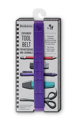 Stationery Tool Belt Purple