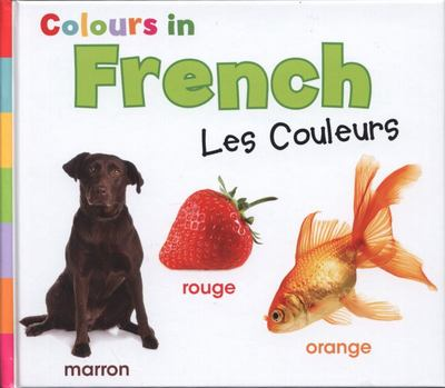 COLOURS IN FRENCH
