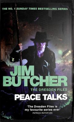 Peace Talks (Dresden Files #16) HB