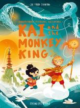 Homepage kai and the monkey king brownstones mythical collection 3 1