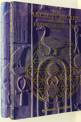 The Ancient Secret of the Flower of Life, Volume 1 and Volume 2