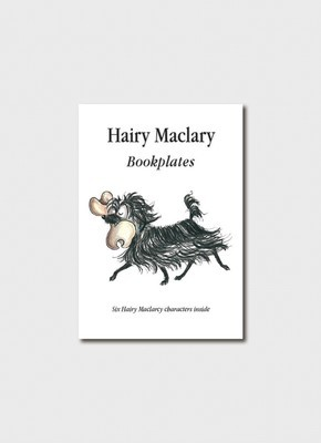 BIP0192 Hairy Maclary Bookplates