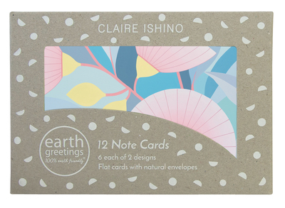 Claire Ishino Summer Breeze Note Cards Set