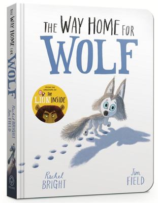 The Way Home for Wolf (Board Book)