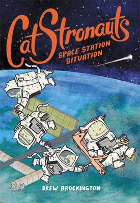 CatStronauts - Space Station Situation (#3)