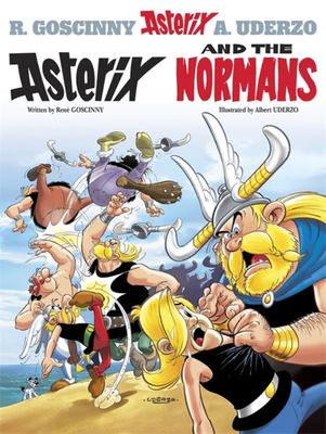 Asterix and the Normans (#9)