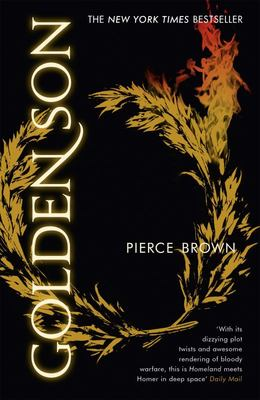 Golden Son (#2 Red Rising)