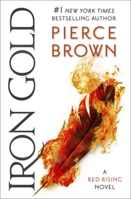 Iron Gold (#4 Red Rising)